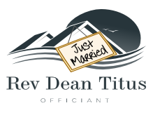 Rev Dean Titus - Officiant